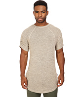 Publish - Keon - Heathered Short Sleeve Knit Tee