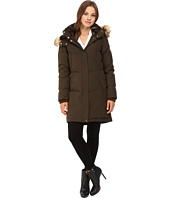 Vince Camuto - Faux Fur Trim and Lined Hooded Down Removable Hood L1011