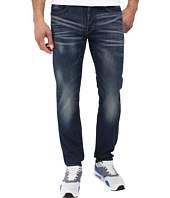 G-Star - 3301 Straight Fit Jeans in Gosk Stretch Denim Medium Aged