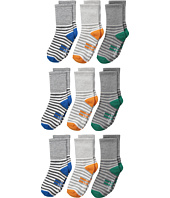 Robeez - 9-Pack Cool Stripe (Infant)