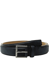 Cole Haan - 30mm Belt with Pressed Edge and Heat Crease Detail