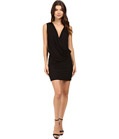 Lanston - Surplice Mini Dress