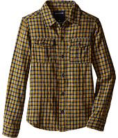 True Religion Kids - Woven Plaid Workwear Shirt (Toddler/Little Kids)