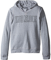 True Religion Kids - Paneled Pullover Sweatshirt (Little Kids/Big Kids)