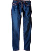 True Religion Kids - Casey Color Combo Super T Jeans in Medium Ink (Big Kids)