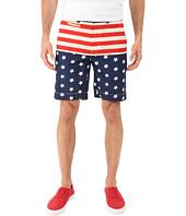 Vintage 1946 - Americana Flat Front Shorts