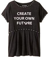True Religion Kids - Studded Future Tee Shirt (Little Kids/Big Kids)