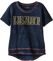 True Religion Kids - Layered Dolman Tee Shirt (Toddler/Little Kids)