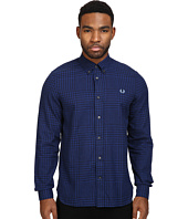 Fred Perry - Distorted Gingham Twill Shirt