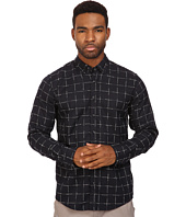 Publish - Jemuel - Jacquard Plaid On Long Sleeve Woven