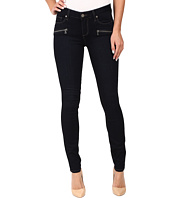 Paige - Indio Zip Ultra Skinny in Ellora No Whiskers