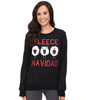 P.J. Salvage - Fleece Navidad Holiday Sweatshirt