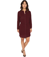HEATHER - Gauze Shirtdress