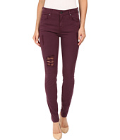 Parker Smith - Ava Skinny in Wine Destroy