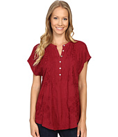 Lucky Brand - Embroidered Top