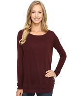 Lucky Brand - Woven Tunic Sweater