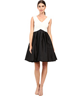 Adrianna Papell - Tafeta Fit and Flare Dress