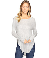 Culture Phit - Leda Long Sleeve Top with Side Slits
