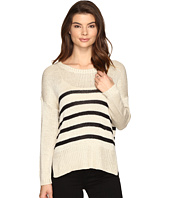 Brigitte Bailey - Darcia Striped Long Sleeve Sweater