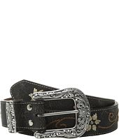 M&F Western - Floral Embrodery Belt