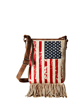 M&F Western - Americana Messenger Bag