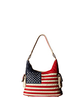 M&F Western - Americana Bucket Bag