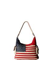 M&F Western - Americana Bucket Bag