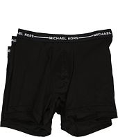Michael Kors - Ultimate Cotton Stretch Boxer Brief 3-Pack