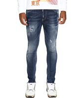 DSQUARED2 - Warm Samauri Skinny Dan Jeans