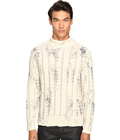 Just Cavalli - Alpaca Tie-Dye Pullover