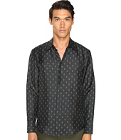 Marc Jacobs - Slim Fit Silk Twill Button Up