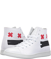 Marc Jacobs - Canvas Zip Face High Top
