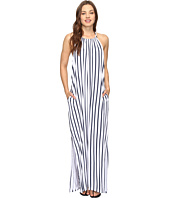 Seafolly - Vertical Stripe Jersey Maxi Cover-Up