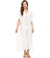 Seafolly - Floral Lace Maxi Kaftan Cover-Up