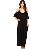 Culture Phit - Khayla Cold Shoulder Maxi Dress