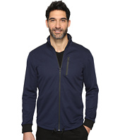 Kenneth Cole Sportswear - Bonded Zip Mock