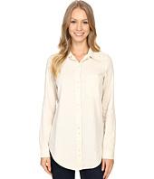 Lilla P - Shirting Long Sleeve Button Down Tunic