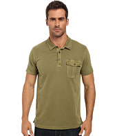 Lucky Brand - Short Sleeve Polo