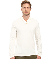 Lucky Brand - Two-Button Henley with Hood