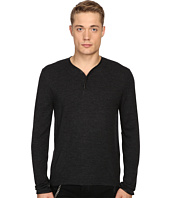 The Kooples - Officer Collar Pullover w/ Placket