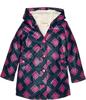 Hatley Kids - Sherpa Lined Splash Jacket (Toddler/Little Kids/Big Kids)