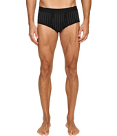 Dolce & Gabbana - Lisle Yarn Scottish Fibres Pinstripes Brando Brief