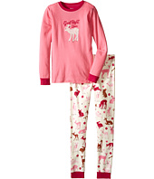 Hatley Kids - Good Night Deer Pajama Set (Toddler/Little Kids/Big Kids)