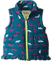Hatley Kids - Winter Fox Microfibre Fleece Lined Vest (Toddler/Little Kids/Big Kids)