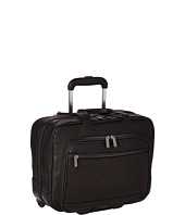 Kenneth Cole Reaction - Wheel Be Okay - Wheeled Leather Porfolio