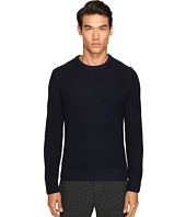 Todd Snyder - Heavy Stitch Garment Dyed Merino Crew Sweater