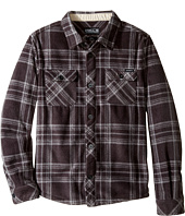 O'Neill Kids - Glacier Plaid Shirt (Little Kids)