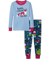 Hatley Kids - Pawsitively Exhausted Pajama Set (Toddler/Little Kids/Big Kids)