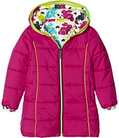 Hatley Kids - Nordic Bunnies Reversible Winter Puffer (Toddler/Little Kids/Big Kids)