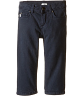 Paul Smith Junior - Plain Fitted Jeans in Petrol Blue (Toddler/Little Kids)